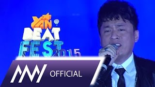Lam Trường - Kiếp Lữ Hành ( YAN Beatfest 2015 )