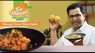 Mango Chow Chow Salad #GoMango