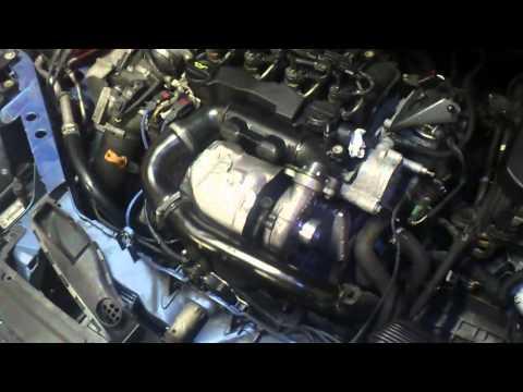 Tubo Manicotto Intercooler Aspirazione Focus II C-MAX 1.6 TDCi 90 Hp