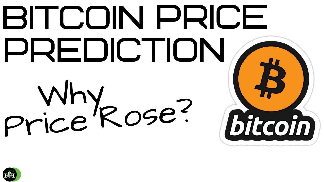 BITCOIN (BTC) PRICE PREDICTION – WHY PRICE ROSE?