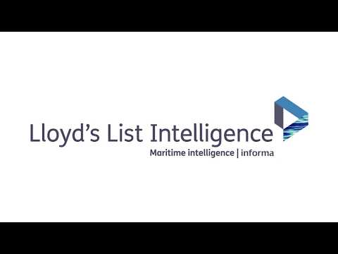 Lloyd's List Intelligence: Vessel Tracking