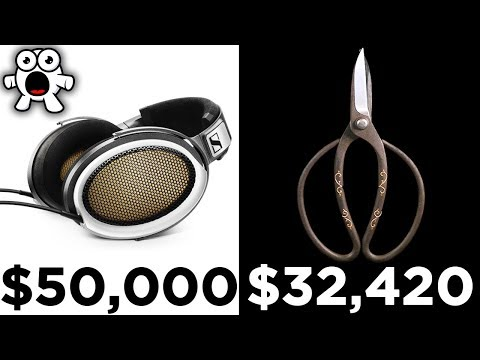 Insanely Expensive Things