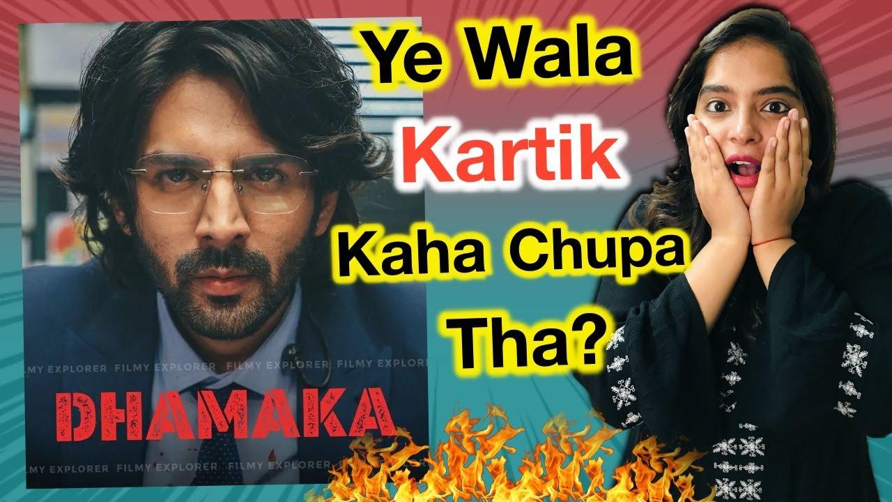 Download Dhamaka Trailer REVIEW   Deeksha Sharma