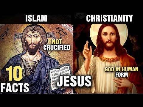 10 Differences Between JESUS In Islam \u0026 Christianity