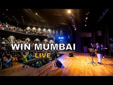 Win Mumbai (LIVE) | Official Music Video - Joseph Raj Allam