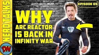 Iron Man Arc Reactor is Back but Why ? | Nerd Talks Ep 05 | Explained in Hindi