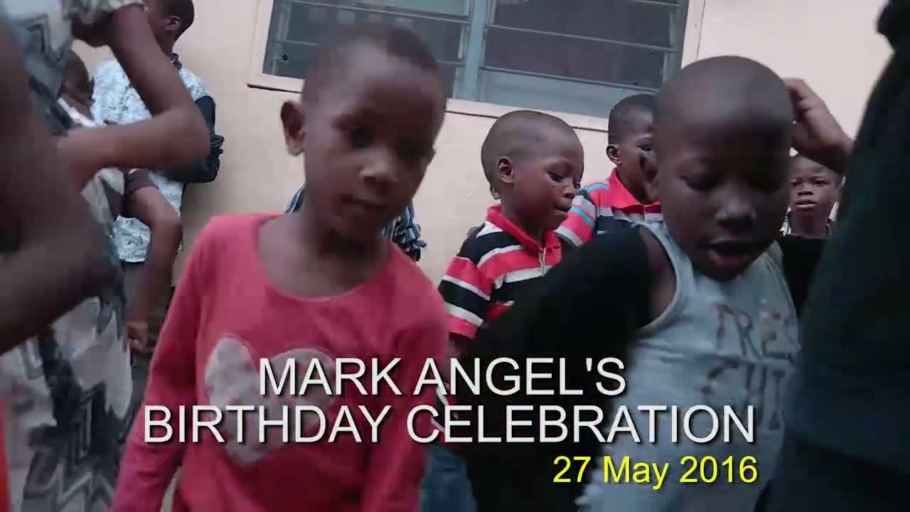 MARK ANGEL'S BIRTHDAY CELEBRATION WITH KIDS