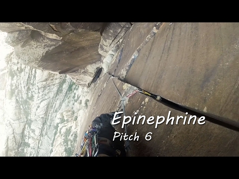 Epinephrine – Pitch 6, 3rd chimney