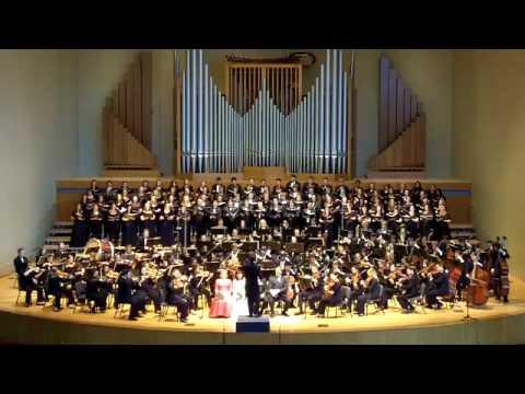 """Symphony No. 9, Op. 125, """"Choral""""  Mvt. IV (Beethoven)"""