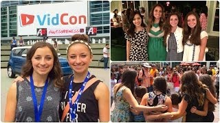 VidCon 2014 Vlog & Meetup | Brooklyn & Bailey Thumbnail
