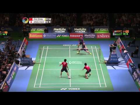 Fu Haifeng's killer smashes!