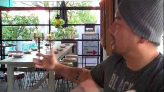 Tour Sunny Spot Venice with chef Roy Choi