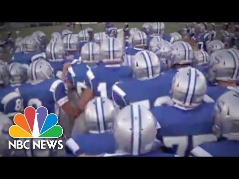 Sayreville High School Football Hazing Scandal | NBC News
