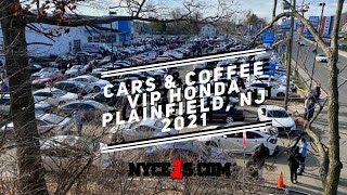 Cars & Coffee: VIP Honda, NJ. 2021