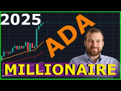 Cardano ADA is slowly gaining popularity!  MAJOR Uptrend Ahead