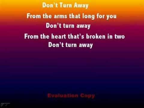 David Glen Eisley- Don't Turn Away