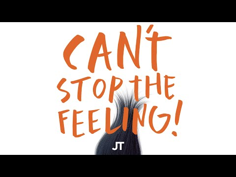 Justin Timberlake - CAN'T STOP THE FEELING! (Lyrics)