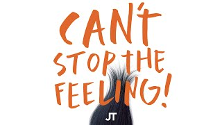 Repeat youtube video Justin Timberlake - CAN'T STOP THE FEELING! (Lyrics)