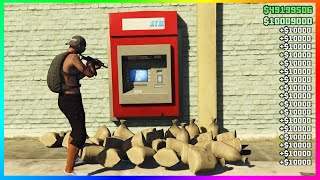 $3,000,000 Every 5Mins In GTA 5 Online Unlimited Money Glitch (PS4/XBOX/PC)