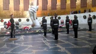Смена почетного караула.  Волгоград.  7 мая 2014 г.(, 2014-06-04T08:34:11.000Z)