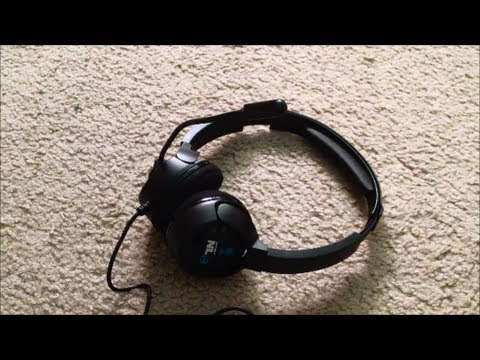 Turtle Beach NLa WiiU Headset Unboxing