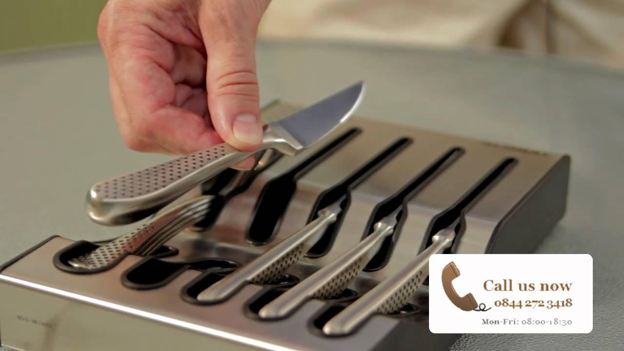 8pc Global Steak Knife And Fork Set Steakknives Co Uk
