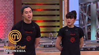 "MASTERCHEF INDONESIA - Chef Juna ""Eliminasi Terburuk"" 