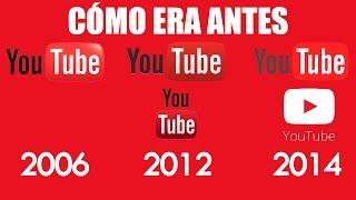 Evolución de YouTube (2005-2014)