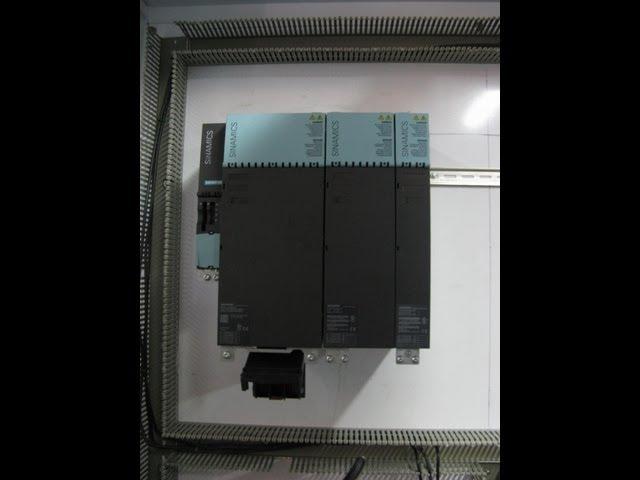 Enrolladora de Resortes(Coiler spring) con Simotion D425