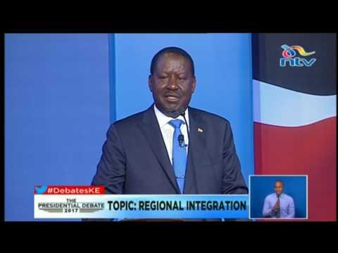 Raila: Kenya has leverage to secure freedom of Kenyans jailed in S.Sudan