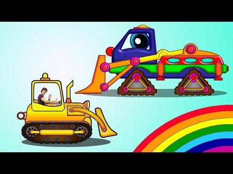Роботы - смотреть онлайн мультфильм бесплатно в хорошем