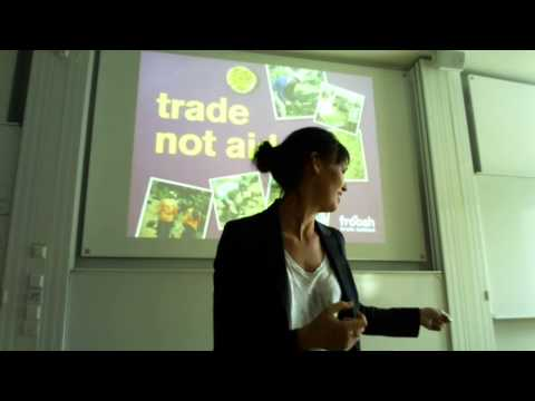 Froosh - sustainable development through trade