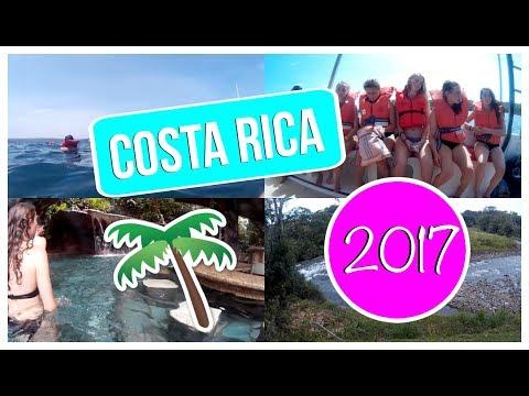 COSTA RICA TRAVEL DIARY 2017 // Cora Josephine
