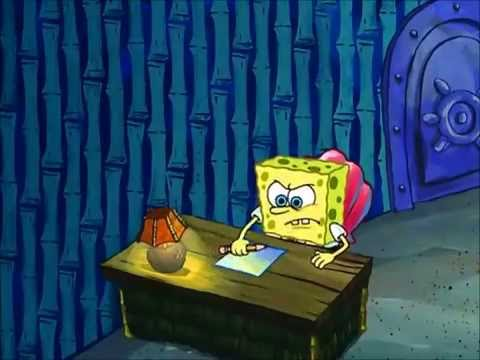 Image result for spongebob essay episode