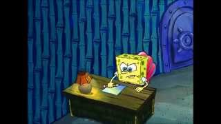 SpongeBob SquarePants: SpongeBob Writes An Essay thumbnail