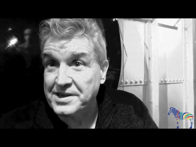 Francis Lockwood plays standard  Stella by Starlight + itv