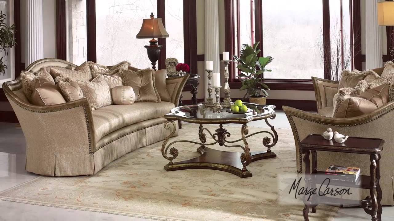 Marge Carson Bedroom Furniture