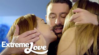 Me & My Girlfriend Pick Up Women For Threesomes | EXTREME LOVE/ WE Tv