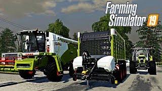 FARMING SIMULATOR 19 #22 - ANTEPRIMA PLATINUM EDITION DLC CLAAS - NF MARSCH ITA