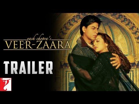 """""""Veer Zaara"""" - Trailer"""