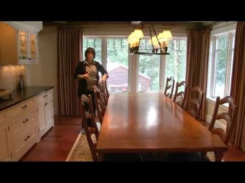 Home Design by Julie Fergus, ASID | New Hampshire Interior Designer