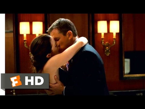 The Adjustment Bureau (2011) - Love In the Men's Room Scene