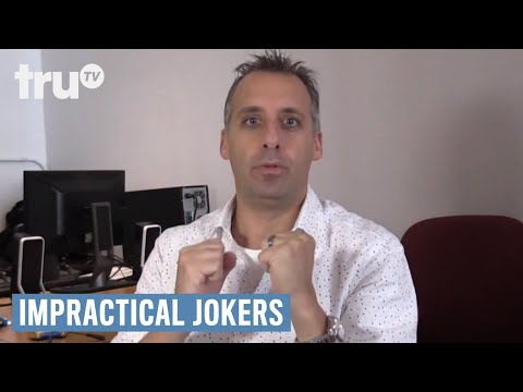 Impractical Jokers - World's Best Wingman Ep. 721 (Web Chat) | TruTV