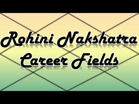 Rohini Nakshatra Career/Professions (Vedic Astrology)