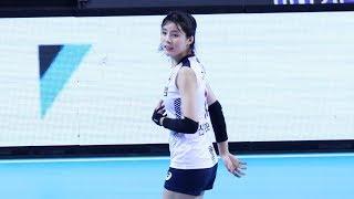 180408 이다영 Lee Da Yeong 올스타전 플레이 [한국 태국 여자배구 올스타전] 4K 직캠 by 비몽