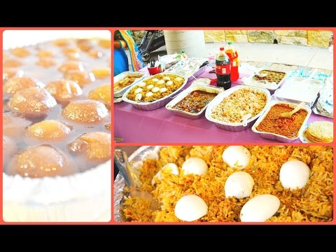 How to cook for Indian party around 30 ppl/Indian Birthday party menu