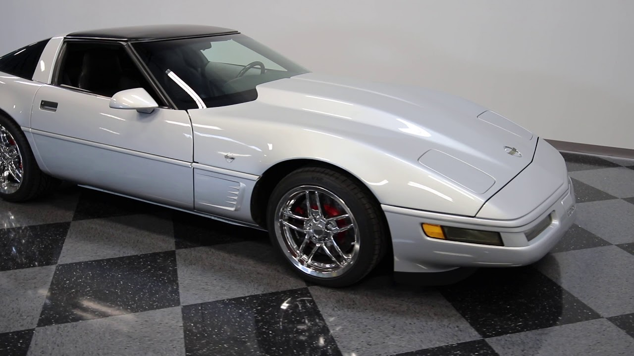 1996 Chevrolet Corvette | Streetside Classics - The Nation's