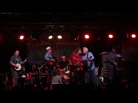 "Sam Bush ""Roll On Buddy, Roll On"" 10.12.19 Suwannee Roots Revival W Del McCoury"