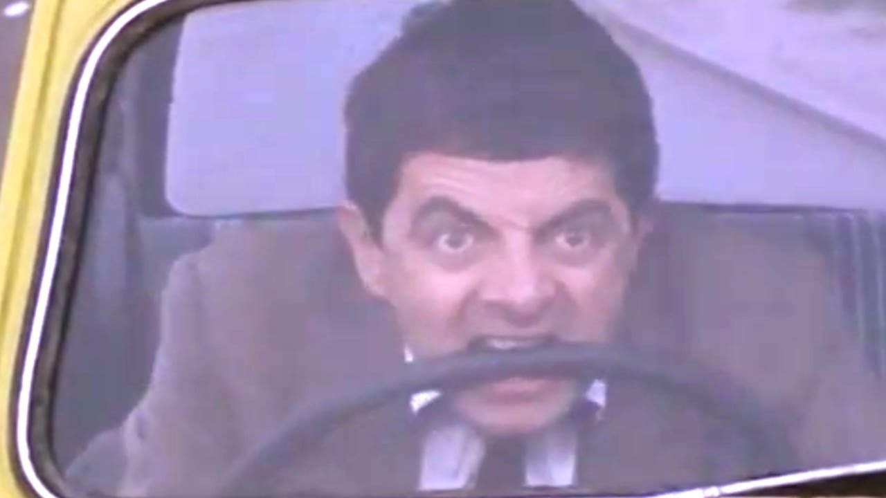 Comedy: Bean's Drive - Mr Bean
