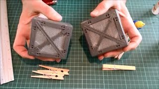 Easy Air Vents (Mantic Deadzone / Battlezones terrain)